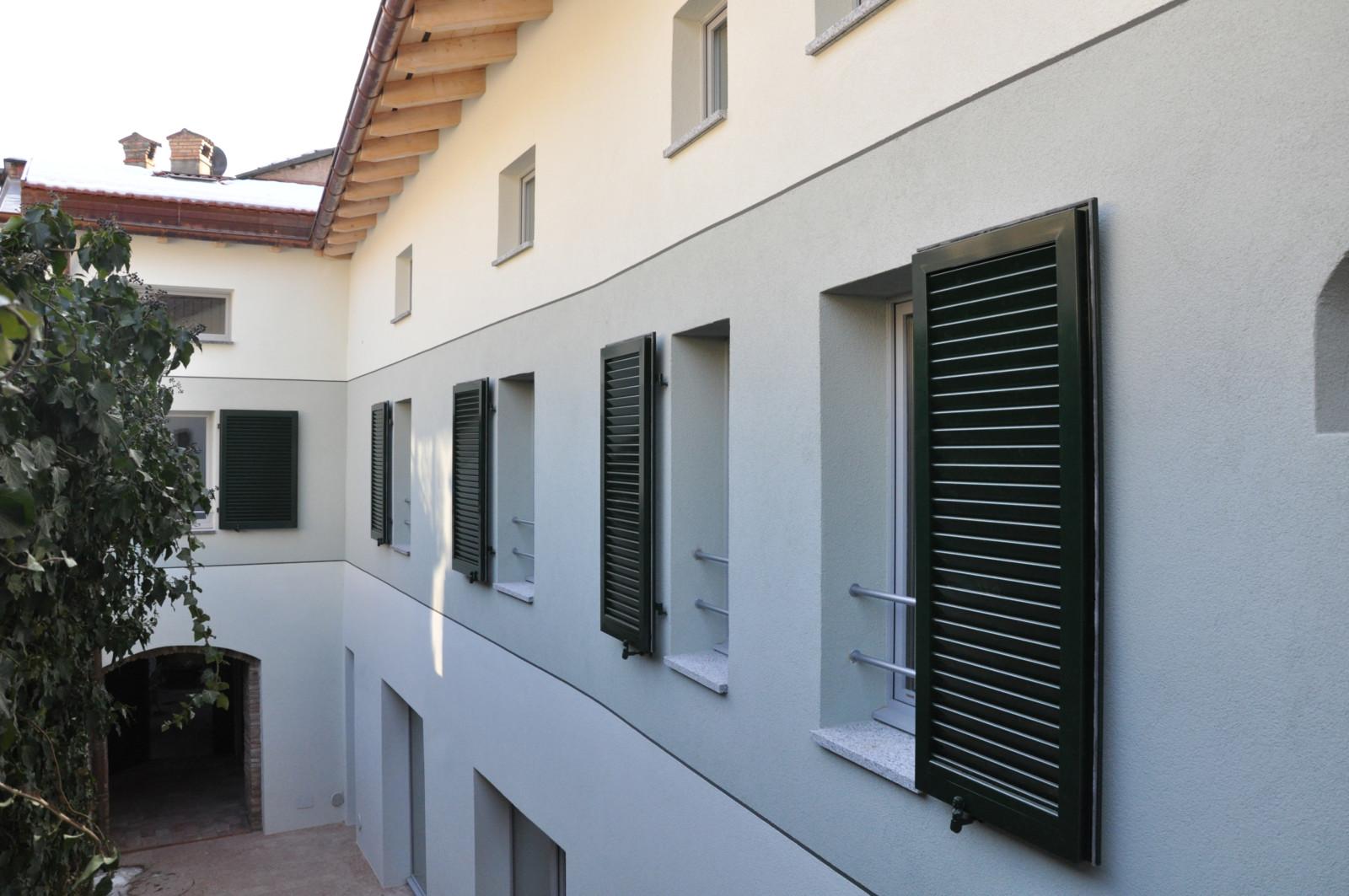 Ristrutturazione Riva San Vitale